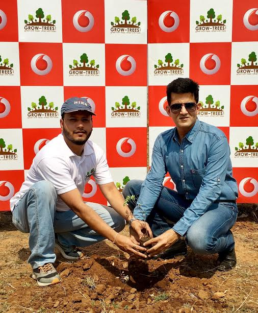 Grow-Trees.com, Vodafone India complete India's first private initiative to improve Wildlife Corridor between Kanha and Pench
