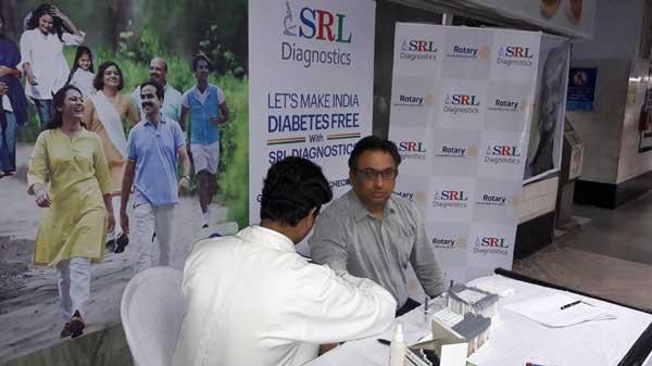World Diabetes Day observed by Kolkata Metro Railways