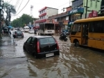Heavy downpour hits normal life in Assam, floods in Guwahati
