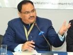 J P Nadda reviews the progress of Intensified Mission Indradhanush