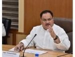 J P Nadda chairs high level review meeting on prevention and control of vector borne diseases in Delhi