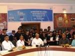 Naveen Patnaik flags off top 20 YATS winners' visit to ISRO, Ahmedabad
