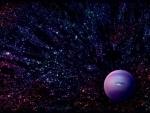 Twilight observations reveal huge storm on Neptune