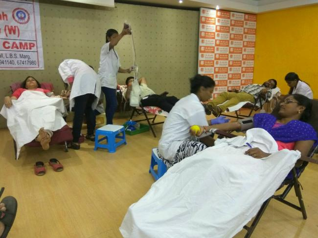 Bank of Baroda organizes blood donation camps across India, collects 5700 units of blood