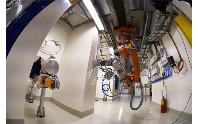 New CERN facility can help medical research into cancer