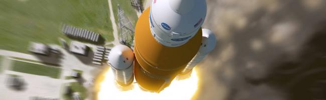 NASA affirms plan for first mission of SLS, Orion