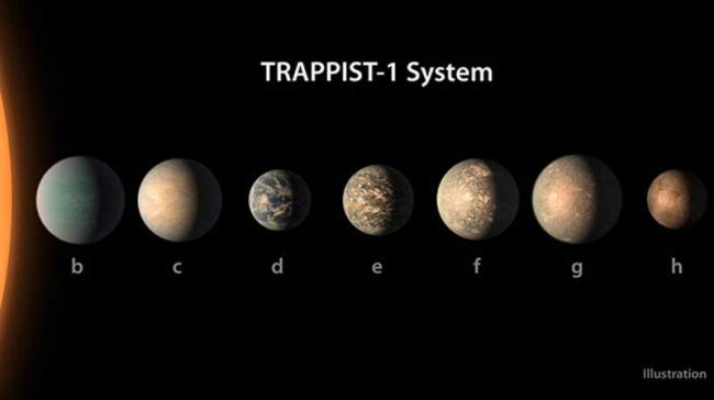 New clues to TRAPPIST-1 Planet compositions, atmospheres