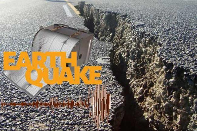 6 magnitude earthquake hits Papua New Guinea