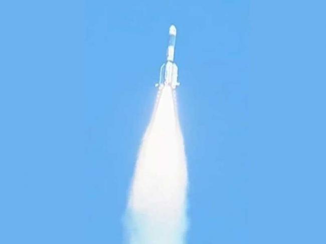 India's ISRO launches GSAT-7A satellite
