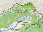 Arunachal Pradesh issues alert after massive landslide creates blockage at Yarlung Tsangpo