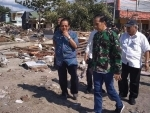 Death toll in Indonesian earthquake touches 832, search for survivors continues