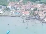Indonesia: Tsunami hits Sunda Strait, 168 killed