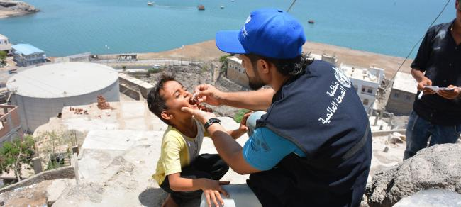 Yemen: as cholera surges again, UN and partners double down on vaccination efforts