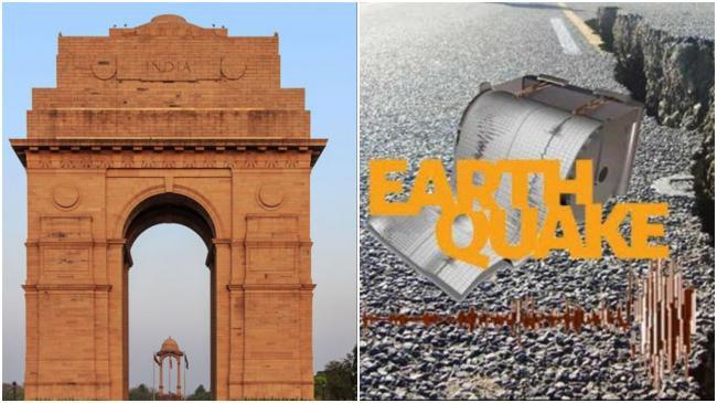 Magnitude 4 earthquake hits Haryana, tremors felt in New Delhi