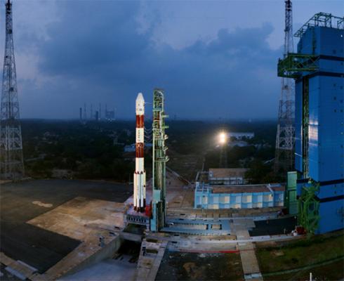 India's ISRO launches 100th satellite