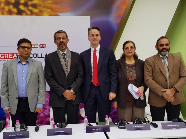 University of Birmingham leads discussions on boosting 'clean cold' in India
