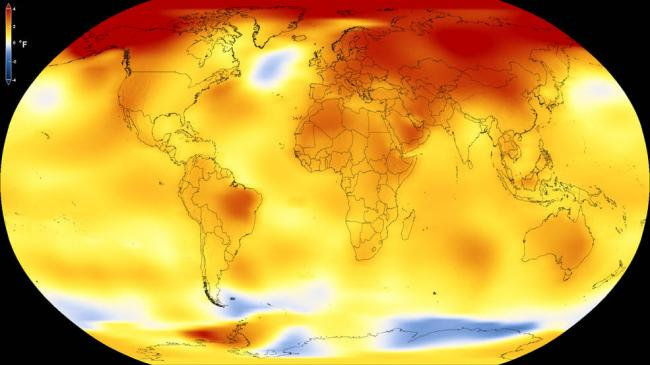 Global temperature targets missed within decades unless carbon emissions reversed: Study