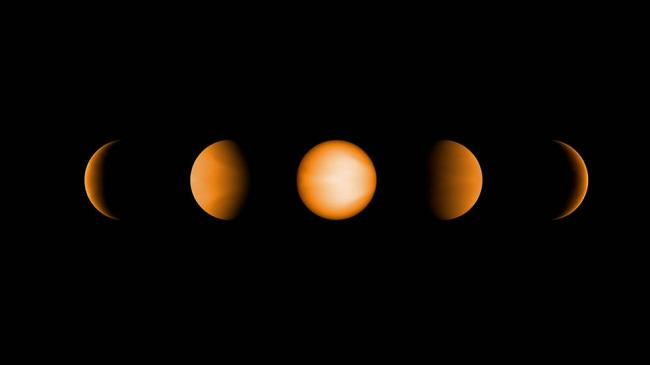 Water is destroyed, then reborn in ultrahot Jupiters
