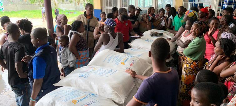 Cyclone Idai: emergency getting 'bigger by the hour', warns UN food agency