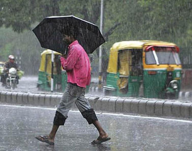 Karnataka: Periyapatna, Nelamangala get good pre-monsoon showers