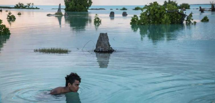 'Save Tuvalu; save the world'; UN chief echoes rallying cry from front lines of global climate emergency