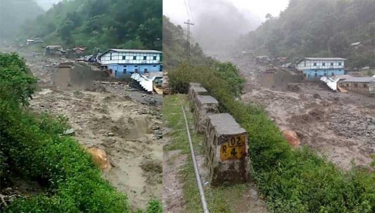 Several missing, 800 stranded after flash floods in Arunachal Pradesh