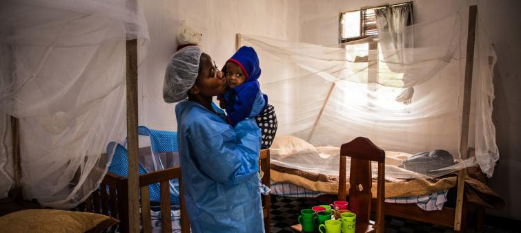 Ebola emergency meeting to go ahead as UNICEF warns of higher risk to very youngest children