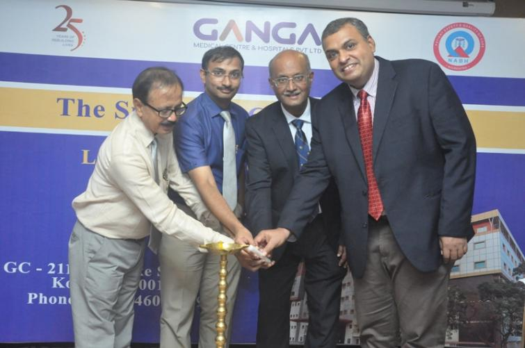 Ganga Hospital Coimbatore launches centre of breast cancer and plastic surgery