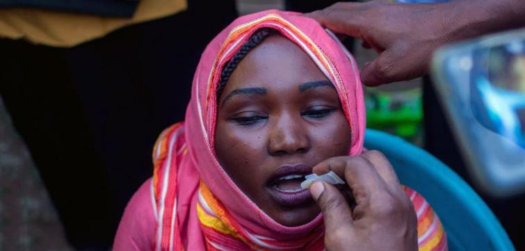 Cholera prevention efforts underway to protect millions in Sudan's Khartoum state