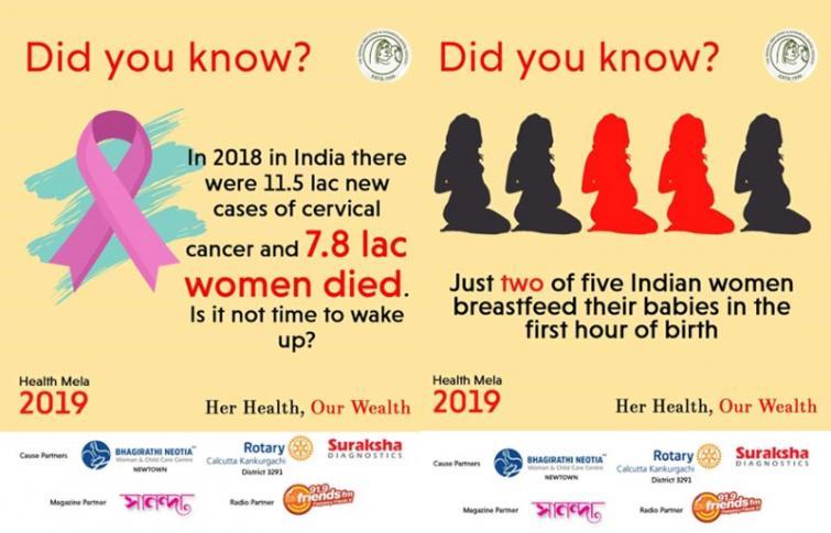 Bengal Obstetrics and Gynaecological Society to organize Health Mela on Nov 16 in Kolkata
