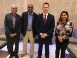 Australian minister launches vision screening campaign in Delhi