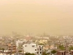 Dust storm hits several parts of the country, kills at least 30 people