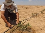 India and Israel join hands to develop solutions to desertification and living in the desert