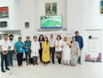 Cancer patients at Bengaluru's HCG gets first-of-its-kind meditation experience with Dozee on Yoga Day