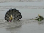 Assam: Brahmaputra flows 1.17 metre above danger level mark in Guwahati