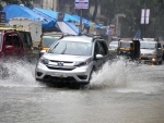 Monsoon rains paralyse daily lives of people in Maharashtra