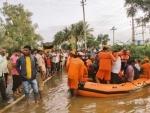 Andhra Pradesh on high alert over rising water levels in Krishna river