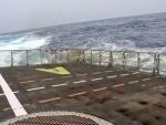 Cyclone Fani hits Odisha coast