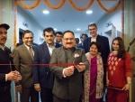 J P Nadda inaugurates Ayushman Bharat PM-JAY office and launches mobile app