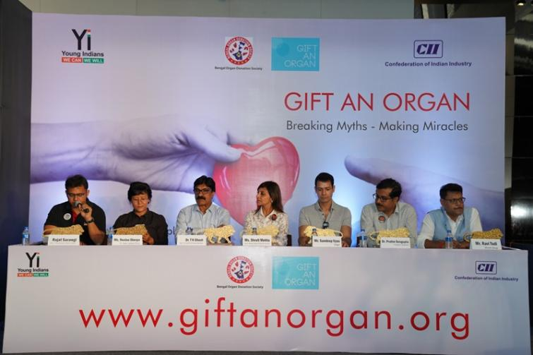 CII's Young Indians hosts 'Gift an Organ - Breaking Myths: Making Miracles' campaign