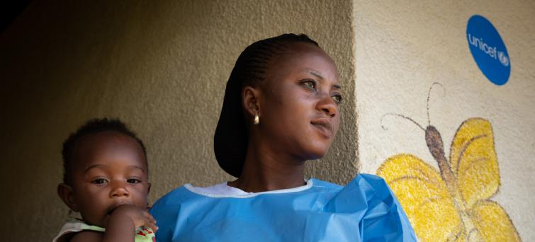 Pregnant, nursing women can now be given Ebola vaccine, UN health agency announces