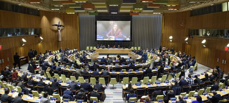 UN announces roadmap to Climate Summit in 2019, a 'critical year' for climate action