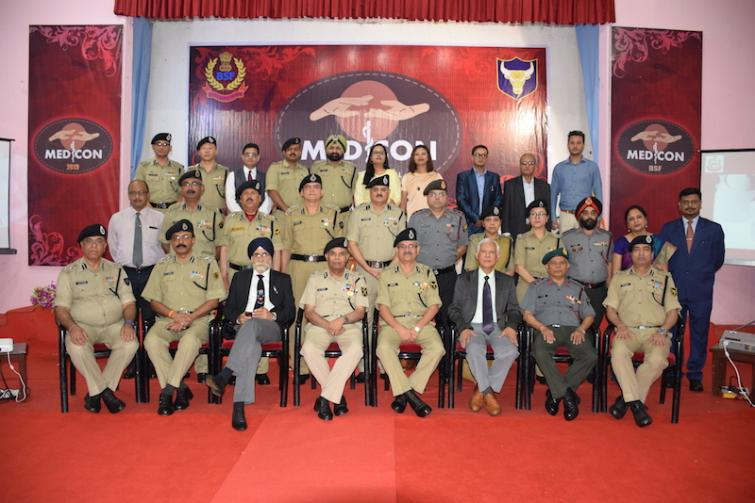 BSF conducts annual medical conference in Shillong