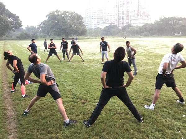 Exercise is best defense against deep abdominal fat: Study