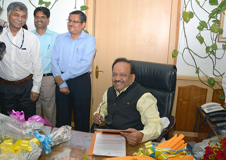 Harsh Vardhan dispatches a Central Team to Review Japanese Encephalitis (JE) situation in Assam