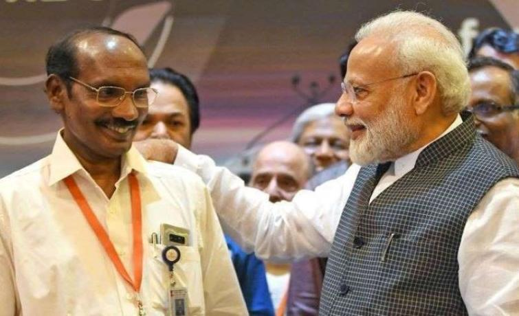 Efforts will go on to contact Chandrayaan 2 lander for 14 days: ISRO chairman