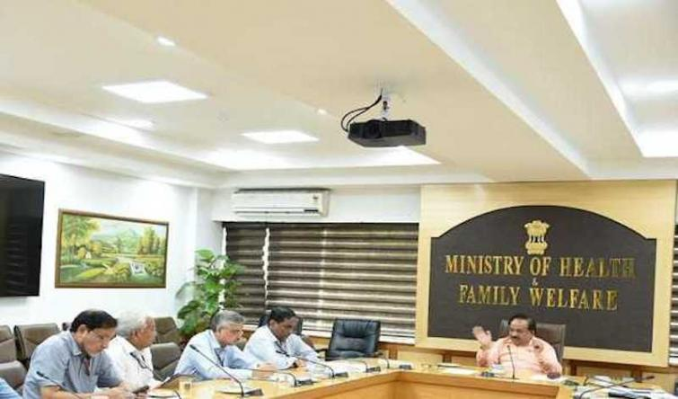 Permanent multi-disciplinary expert group to be set up in health ministry, says Vardhan