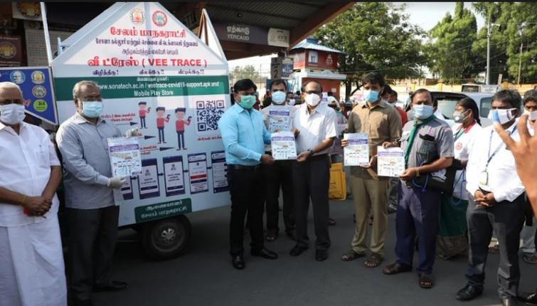 'VeeTrace' App to help trace, track and protect citizens from Covid-19
