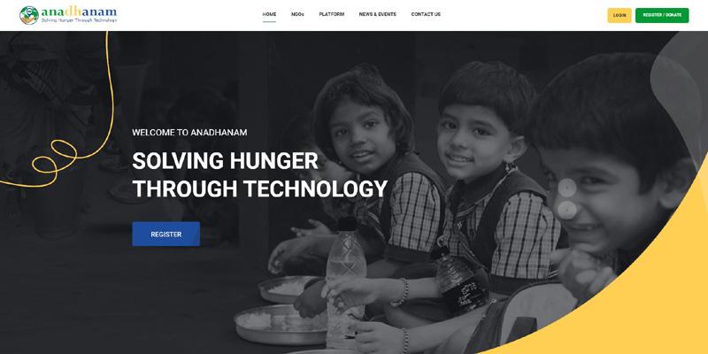 Valliappa Foundation launches 'Anadhanam' platform to address global hunger