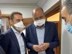 Syria coronavirus threat sparks broad UN containment effort